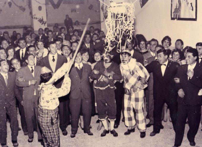 I giochi di Carnevale. LA PENTOLACCIA
