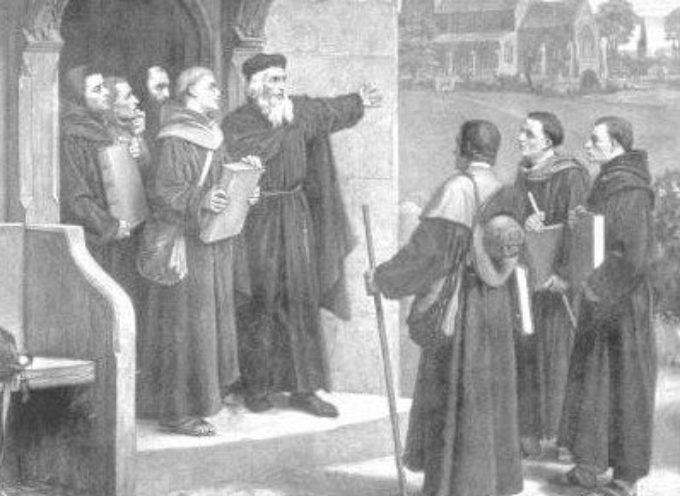 I predicatori quaresimali.