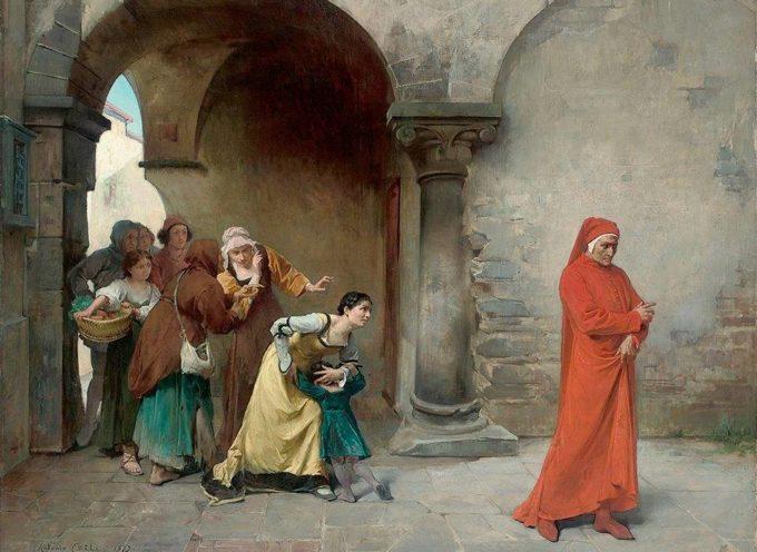 ACCADDE OGGI – il 10 marzo 1302, Dante viene condannato all'esilio da FIRENZE