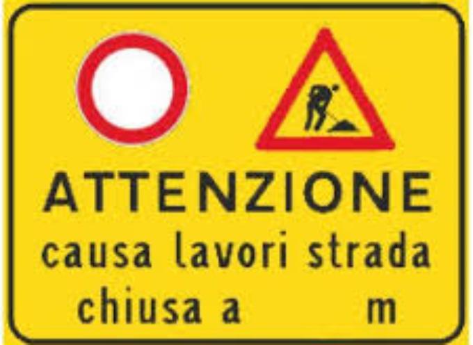AVVISO CHIUSURA STRADA SP 72