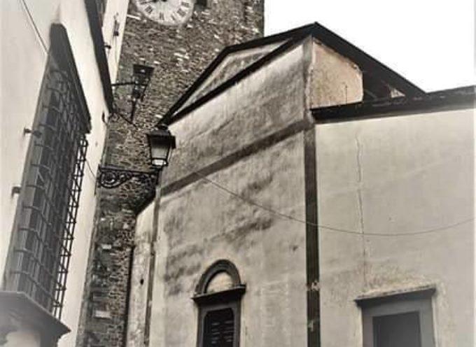 la  Chiesa di San Jacopo  a Borgo a Mozzano