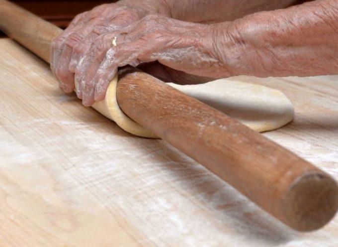 Gli oggetti della tradizione: il mattarello.