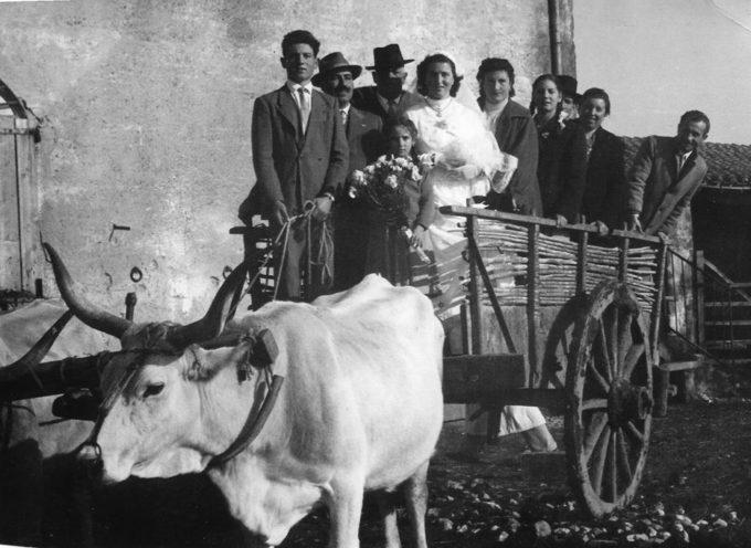 Un matrimonio di campagna..