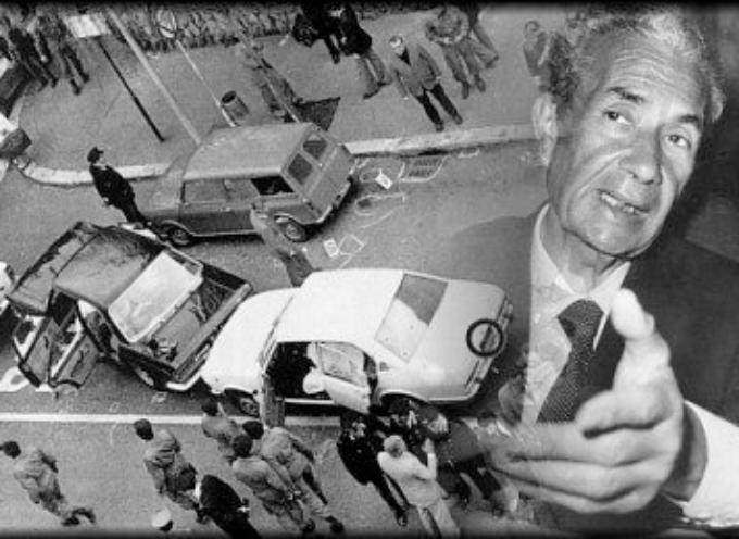 ACCADDE OGGI – Il 16 marzo 1978, in Via Mario Fani a Roma un commando delle Brigate Rosse rapisce Aldo Moro