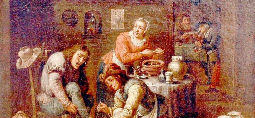 Il 30 marzo 1842 l'anestesia viene usata per la prima volta attraverso l'uso dell'etere