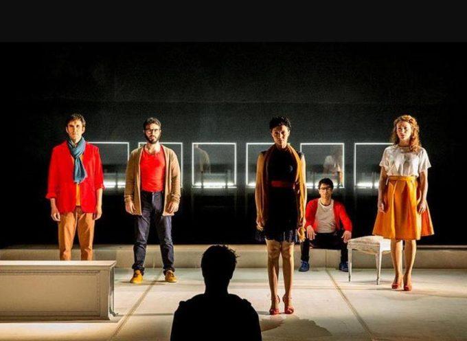 Il Misantropo di Molière al Teatro dei Differenti  di  Barga..