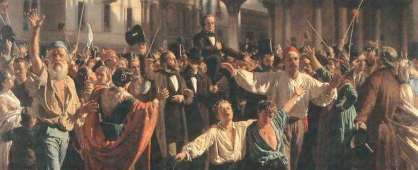 ACCADDE OGGI – Il 23 marzo 1848 inizia la prima guerra di indipendenza