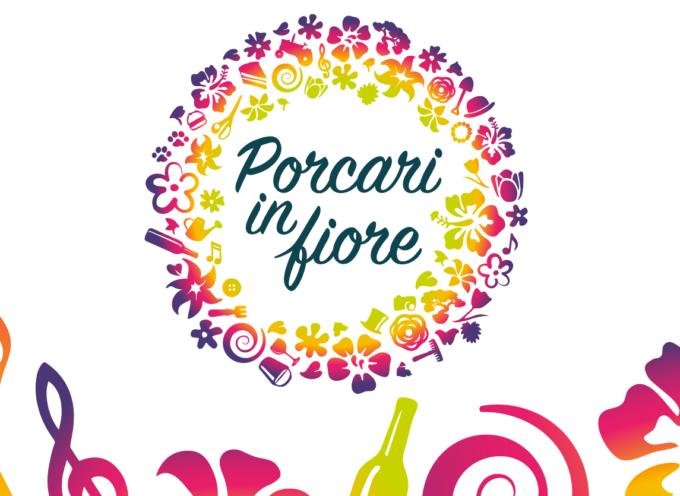 Porcari in Fiore sabato 13 e domenica 14 aprile 2019.