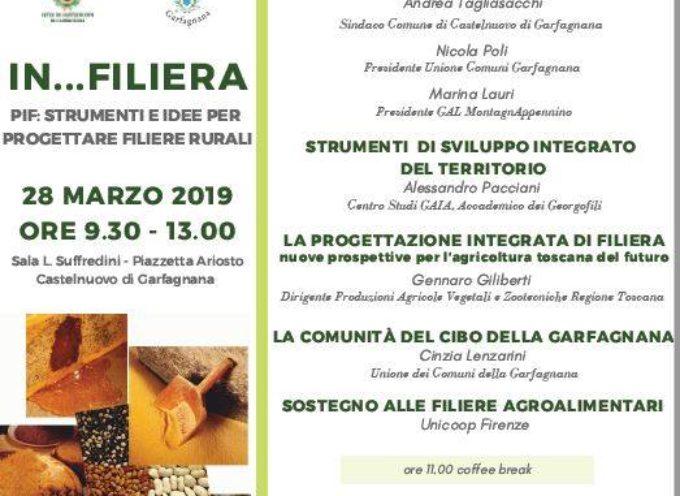 Progettare Filiere Rurali –  Il GAL MontagnAppennino a Castelnuovo di Garfagnana..