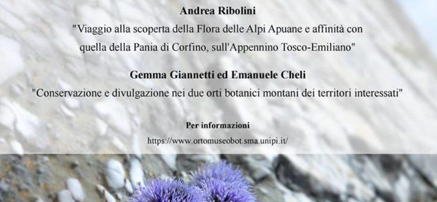 Conferenza – La flora delle Alpi Apuane e della Pania di Corfino