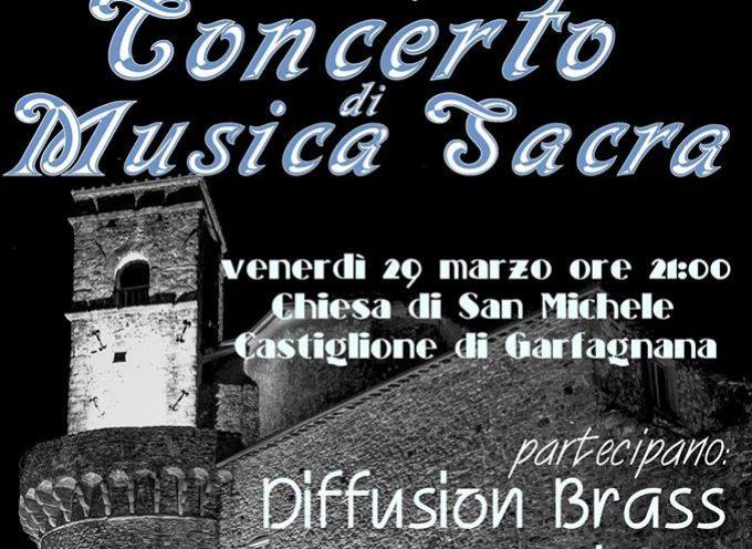CONCERTO DI MUSICA SACRA A CASTIGLIONE DI GARFAGNANA