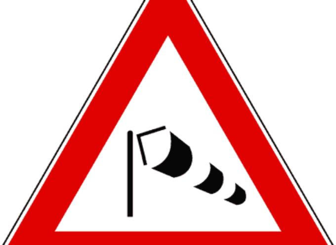 CAPANNORI – Attenzione, forti raffiche di vento (allerta arancione in corso fino alle 23.59 di stasera).