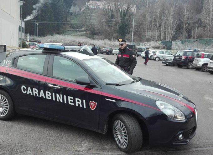 Prosegue con successo l'attivita dei carabinieri in Media Valle e Garfagnana