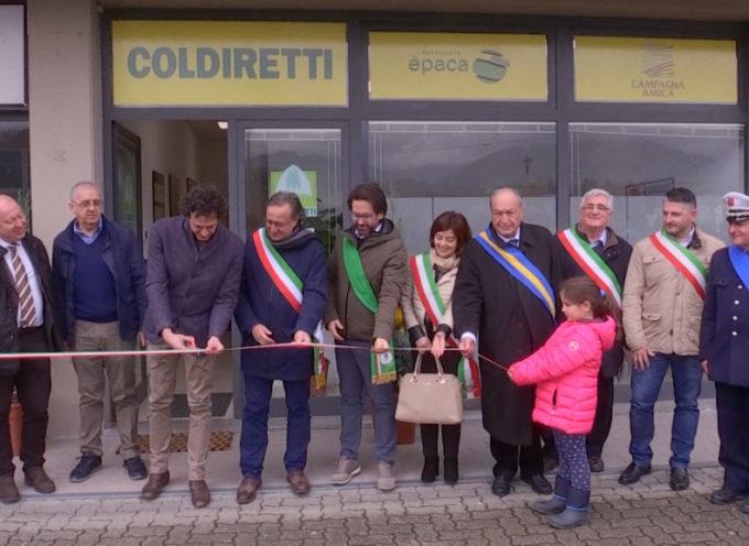 Una nuova e moderna sede della Coldiretti a Castelnuovo Garfagnana