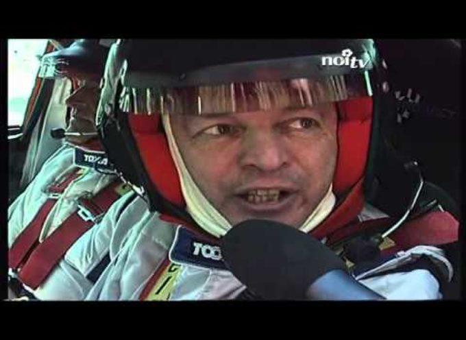Gianfranco Cunico torna con la Ford Sierra nel tricolore rally auto storiche