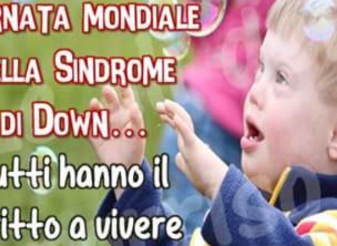 Il programma della giornata mondiale della sindrome di Down