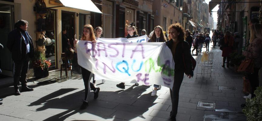 #FridaysForFuture: Sindaco Giovannetti, tocca a noi adulti non deludere i nostri figli