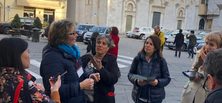 Giornalisti internazionali a Lucca per vivere un'esperienza in The lands of Giacomo Puccini