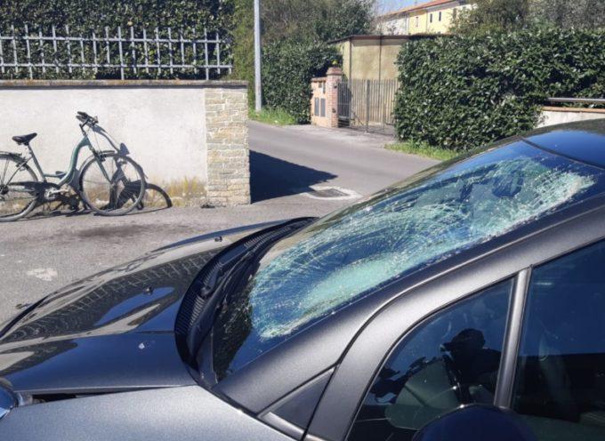 Donna in bicicletta investita da un'auto a Lammari