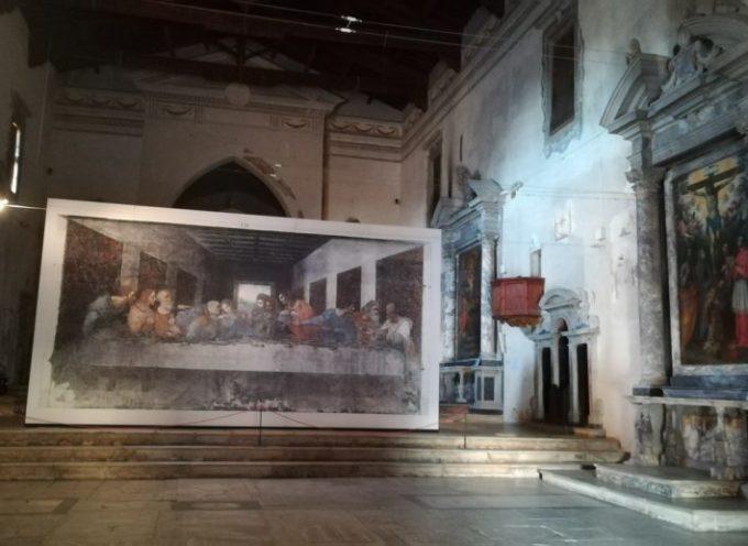 Leonardo digitale a Pietrasanta