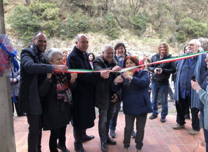 Inaugurato il centro civico del Piaggione