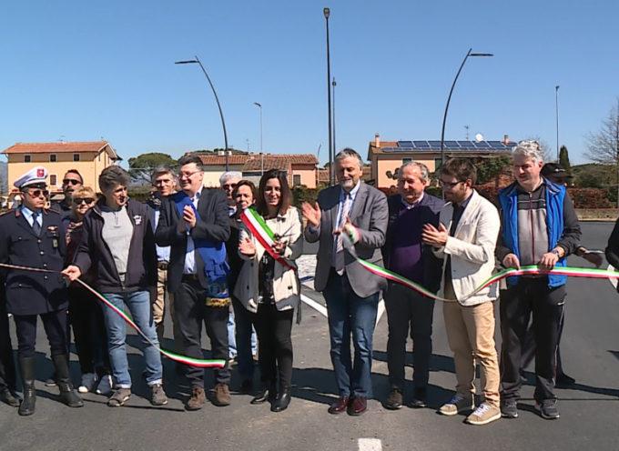 ALTOPASCIO – Inaugurata la nuova rotatoria a Badia