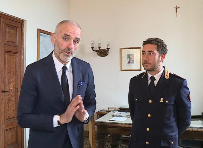 LUCCA – Insediato il nuovo questore, Maurizio Dalle Mura