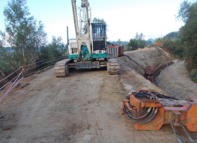 Argine Lago di Porta, possono partire i nuovi lavori: investiti 758mila euro per recuperare l'argine in località Casina di Mattioli