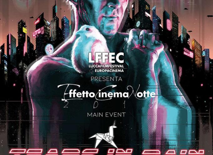 """Casting a Lucca per l'evento """"omaggio a Blade Runner 2019"""""""