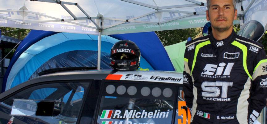 """Ancora """"Tricolore"""" per Rudy Michelini e Michele Perna con la Skoda Fabia R5"""