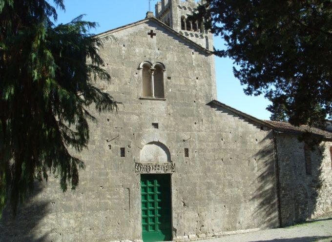 Antica Chiesa di Sant'Andrea in localita' Pastino