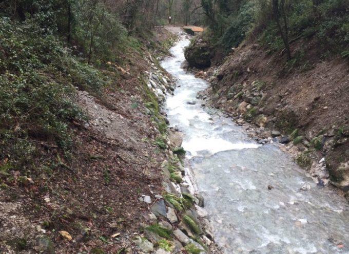 Valle del Serra: accessi modulati in base alle presenze dei visitatori.