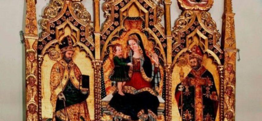 Le opere di Pietro da Talada arricchiscono la Valle del Serchio
