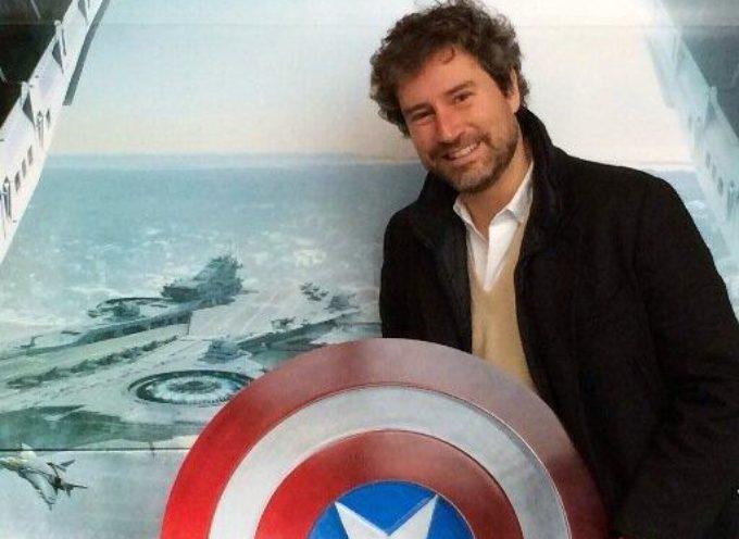 Lucca Comics & Games si complimenta con Rinaldo Traini per il premio