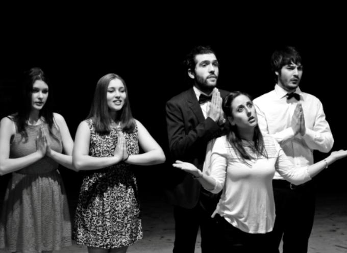 """Prosegue Domenica 31 Marzo ore 16:00 presso la Sala delle Feste di Borgo a Mozzano la Rassegna """"Rassegnamoci: non ci resta che andare a Teatro"""" con la storica Compagnia Teatro Giovani di Lucca, """"Una rararananera"""""""