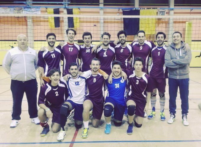 PALLAVOLO 1.a Divisione Maschile il Volley 2P Pantera Porcari strapazza i labronici del Torretta Volley