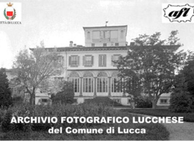 L'Archivio Fotografico Lucchese chiude i servizi al pubblico da lunedì 18 marzo: