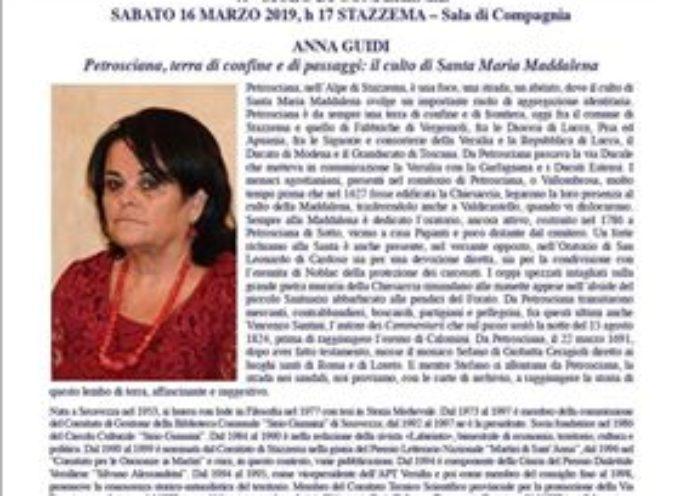 Istituto Storico Lucchese – Sezione Versilia Storica: prossimo appuntamento a Stazzema per il culto di Santa Maria Maddalena