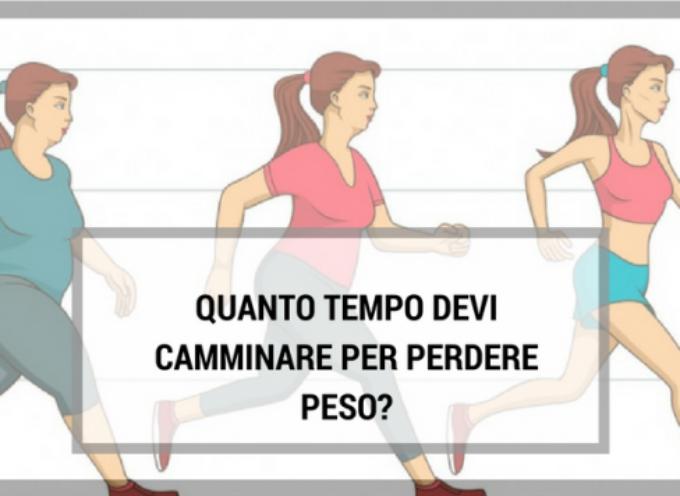 Camminare: 6 buoni motivi per farlo, almeno 30 minuti al giorno.