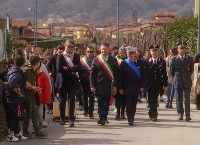 Campori di Castiglione Garfagnana diventa il paese più rosa d'Italia