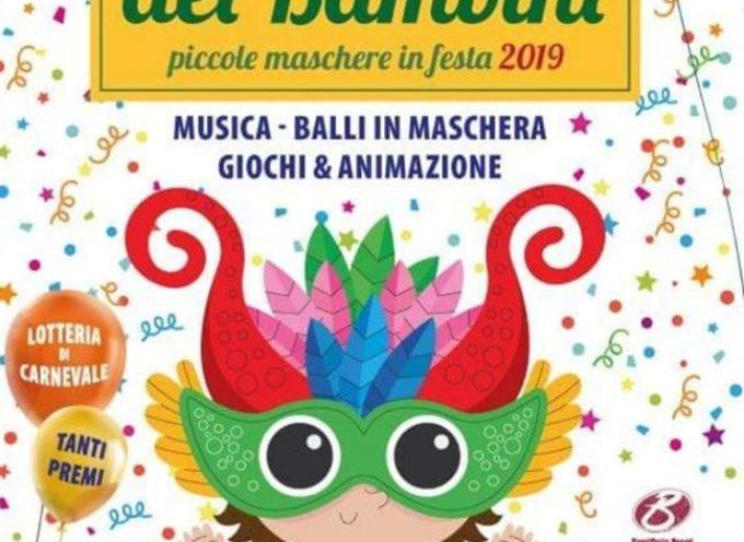 Gallicano – Carnevale dei bambini, domani 3 marzo