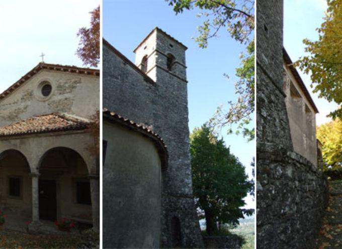 LA Chiesa della Corba A CASTIGLIONE DI GARFAGNANA