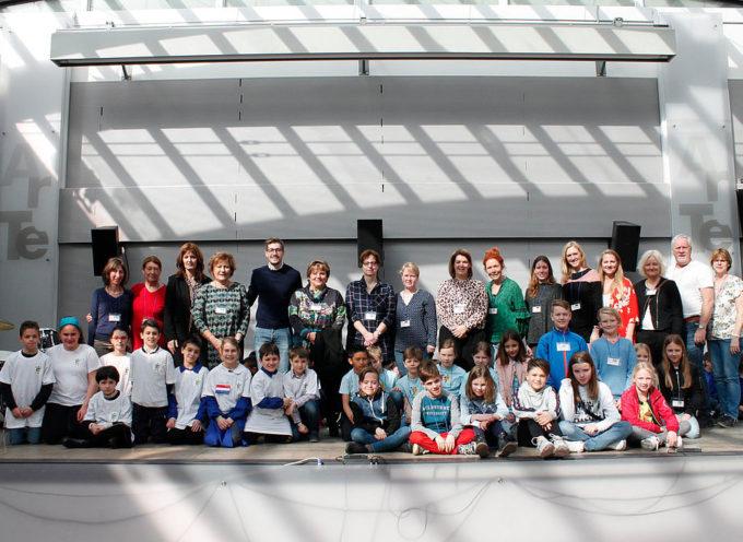 """Progetto Erasmus plus """"Take and share…skills for life"""" ad Artè l'evento finale con i bambini di quattro scuole primarie europee"""