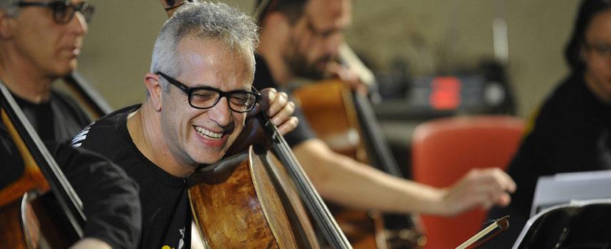 alla Badia di Cantignano il virtuoso del violoncello Giovanni Sollima con 'Barok Cello'