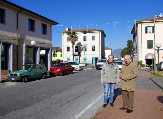 Da lunedì asfaltature nel centro di Capannori