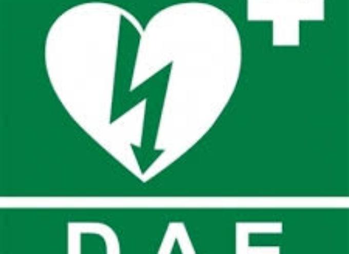 Un nuovo defibrillatore a San Colombano: giovedì 14 marzo l'inaugurazione