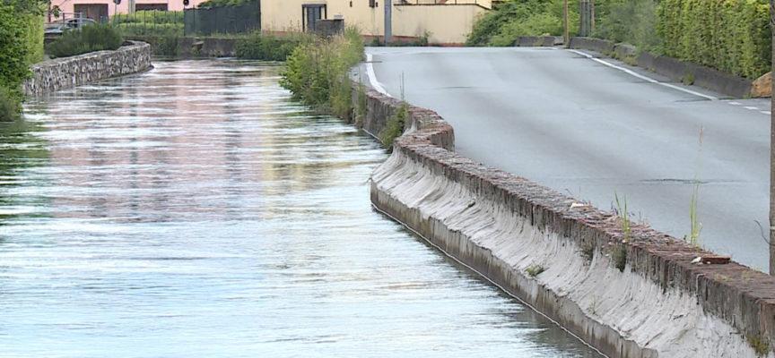 LUCCA – Troppa acqua nel condotto,