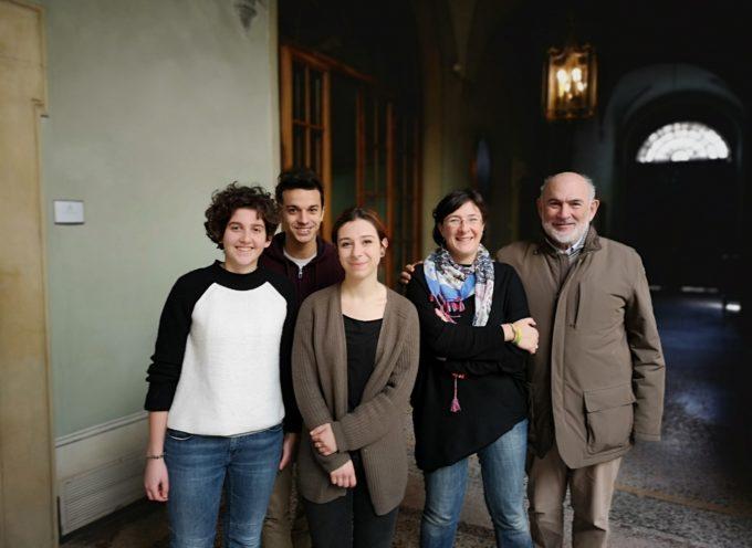 L'assessora alle politiche giovanili Lucia Del Chiaro incontra i giovani studenti lucchesi di Earth Strike