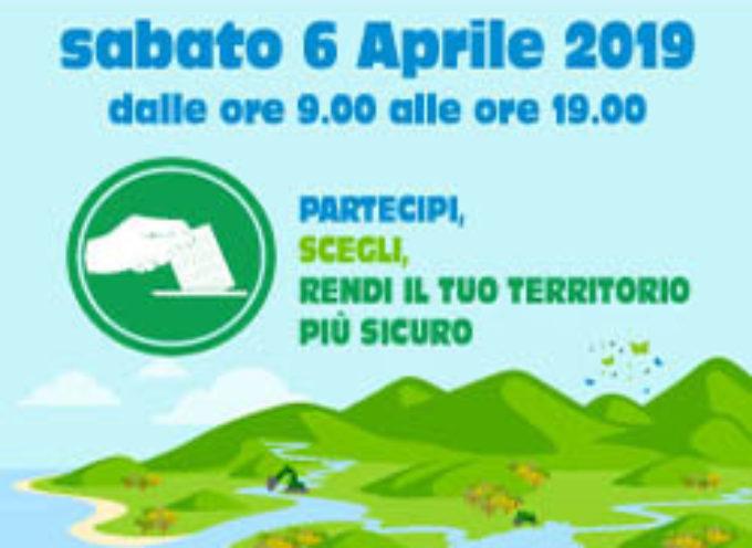 SABATO 6 APRILE SI VOTA PER IL RINNOVO DELL'ASSEMBLEA DEL CONSORZIO DI BONIFICA 1 TOSCANA NORD.