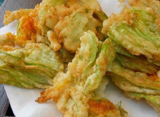 Fiori di zucca imbottiti e fritti, la ricetta segreta di Antonino Cannavacciuolo